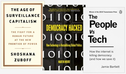 techlash books
